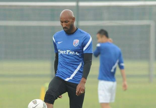 Anelka attacks Chelsea for treatment of veteran players