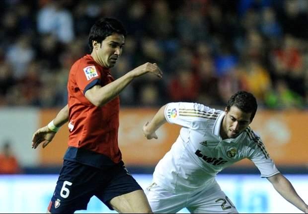 Al Gharafa makes move for Osasuna's Nekounam - report