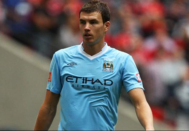 AC Milan prepare move for Dzeko as Ibrahimovic nears San Siro exit