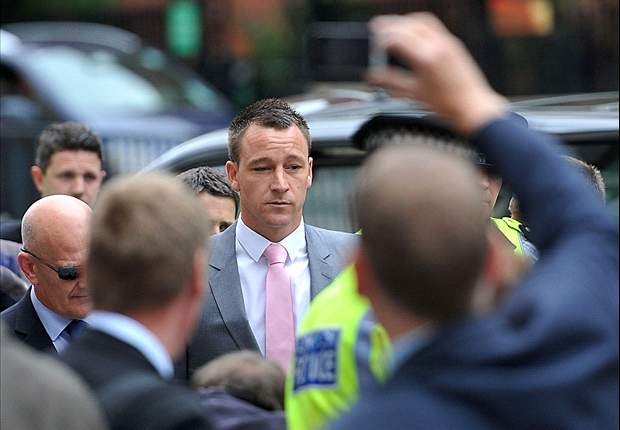 Ashley Cole claims Terry racism case should never have gone to court