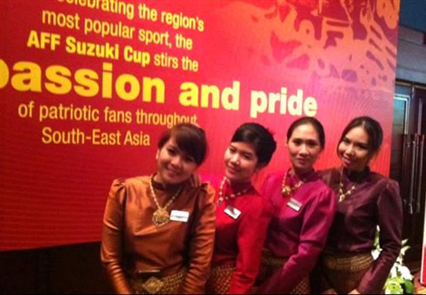 Selamat Datang Di AFF Suzuki Cup 2012 Bersama GOAL.com