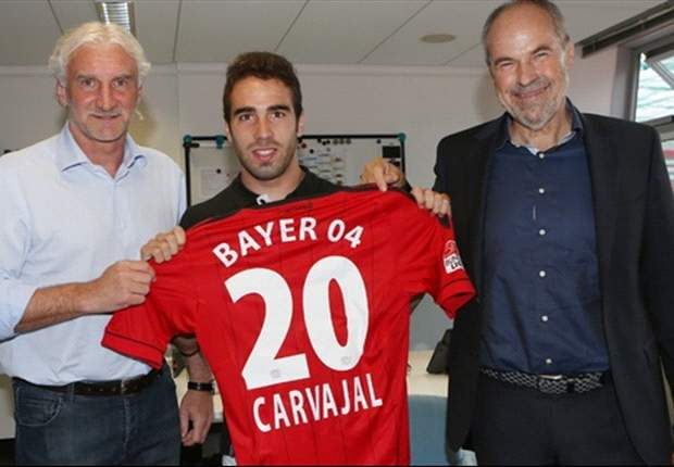 Carvajal: I want to succeed with Leverkusen