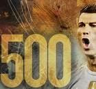 GALERÍA | Cristiano Ronaldo supera los 500 goles y sigue sumando