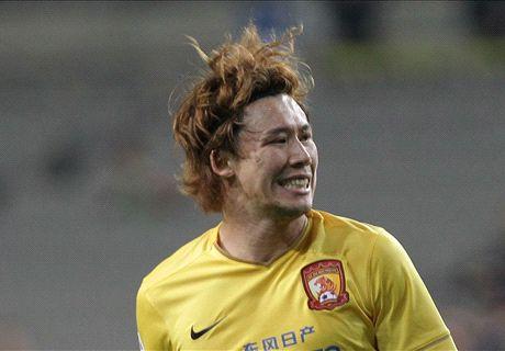 TRANSFER TALK: Zhang set for Madrid