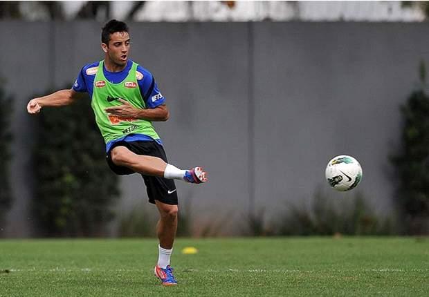 Felipe Anderson diz que pode ser o maestro do Santos