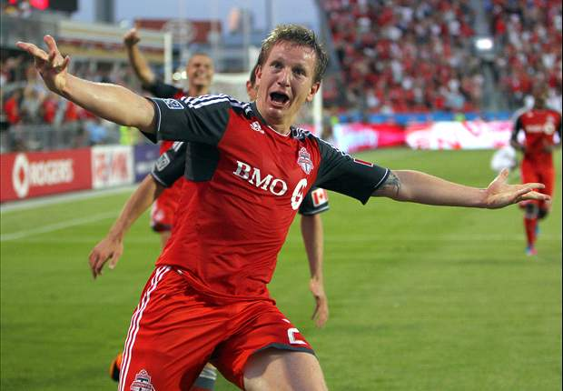 Toronto FC waived Canadian international Terry Dunfield on Thursday