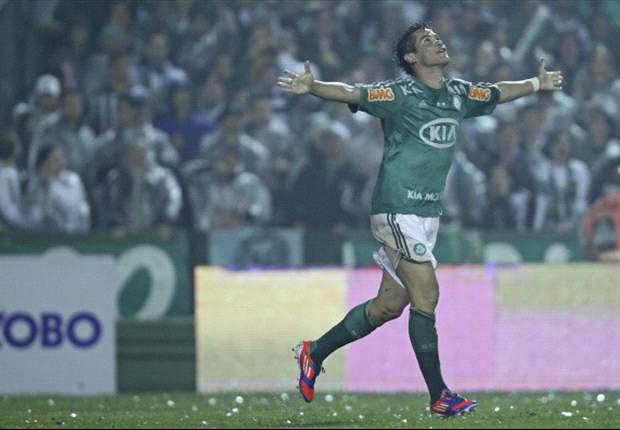Betinho fala da superação no Palmeiras