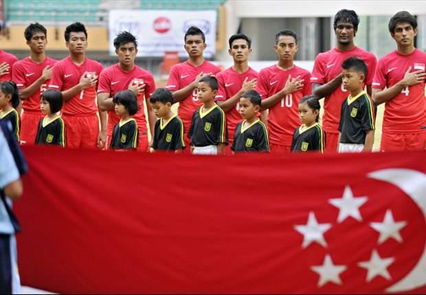 Kualifikasi Piala Asia U-22: Singapura Berambisi Gusur Indonesia
