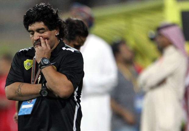 Maradona is no coach but his legendary legacy won't be ruined by another manageri