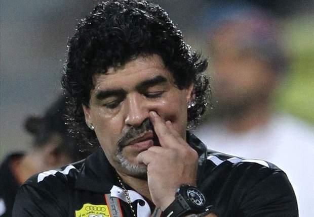 Maradona denies Italian tax evasion