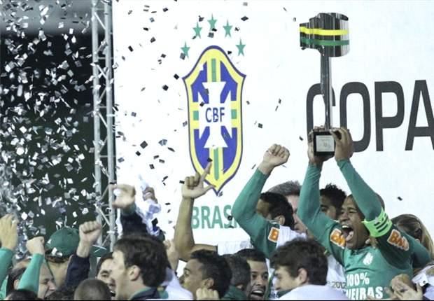CBF divulga tabela da Copa do Brasil 2013