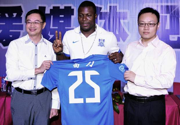 Goodbye to the Super Eagles: Yakubu heads to China for one last big pay day