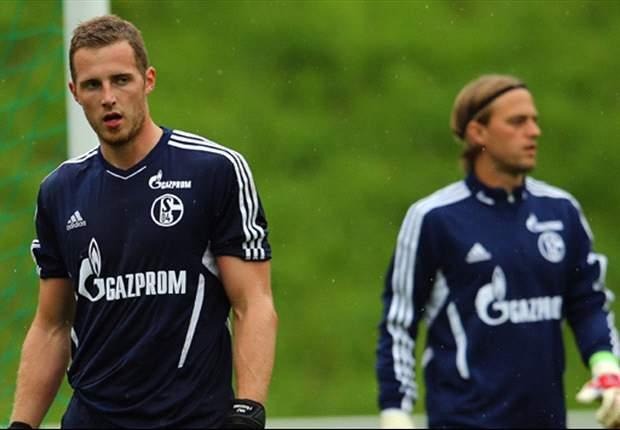 Schalke 04: Timo Hildebrand liegt vorn im Rennen um den Platz im Tor