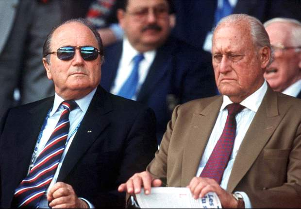 I am powerless to punish Havelange, says Blatter