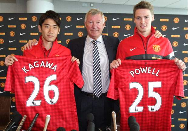 Kagawa named in strong Manchester United squad for pre-season tour of South Africa