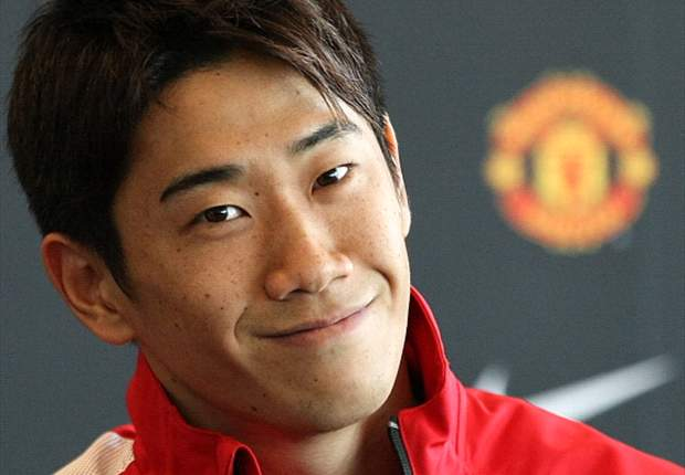 Kagawa: Manchester is a great environment for a football player