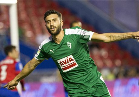 Borja: The keeper who became a striker