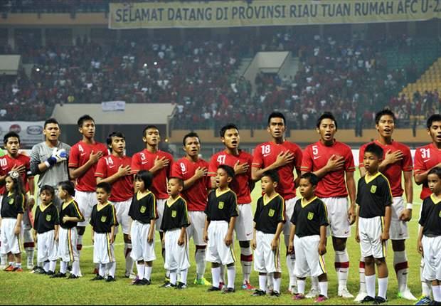 Malaysia U-23 Selection Gunduli Timnas U-23