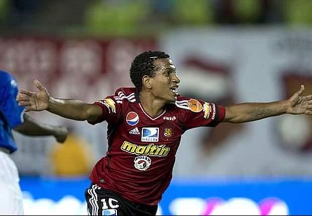 Rómulo Otero renovó con el Caracas hasta 2016