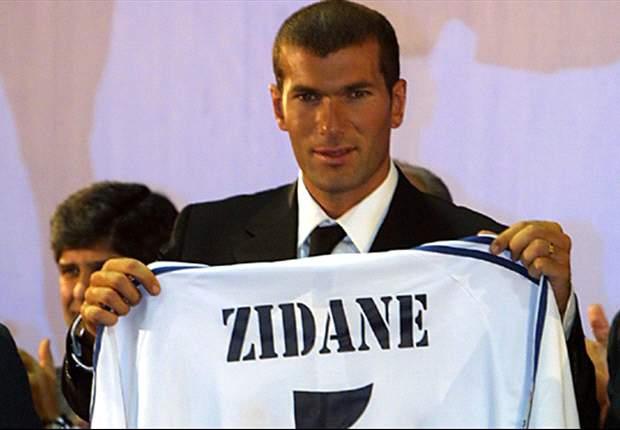 Zinedine Zidane Dapatkan Peran Khusus Di Tim Junior Real Madrid