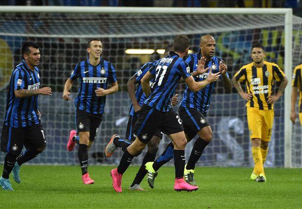 ไฮไลท์  Inter 1 - 0 Hellas Verona