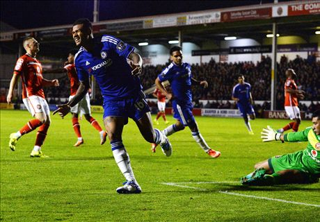 REPORT: Walsall 1-4 Chelsea