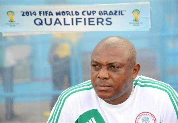 Stephen Keshi unperturbed about Nigeria's drop on Fifa ranking