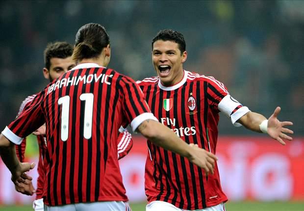 Thiago Silva: Saya Rindu AC Milan