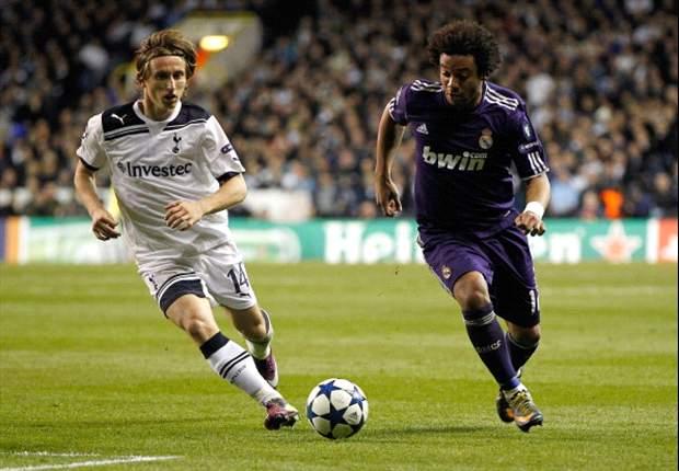 Modric não viaja com o Tottenham, diz jornal