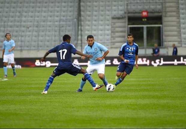 UJI COBA: Dynamo Dresden Imbangi Manchester City