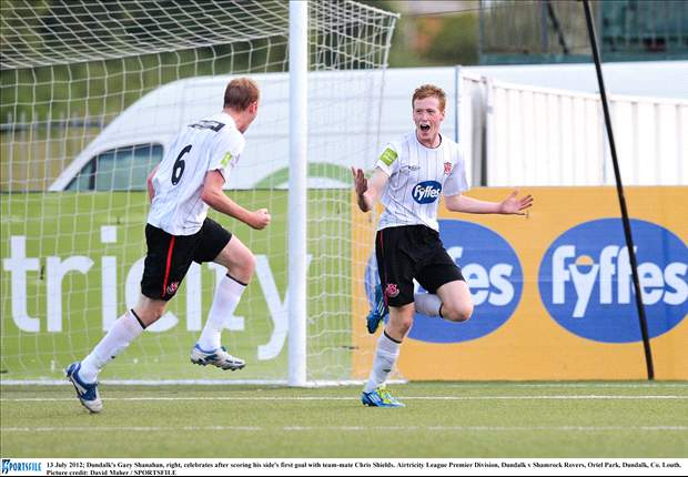 Dundalk reach ownership agreement and confirm sale of Ben McLaughlin to Everton