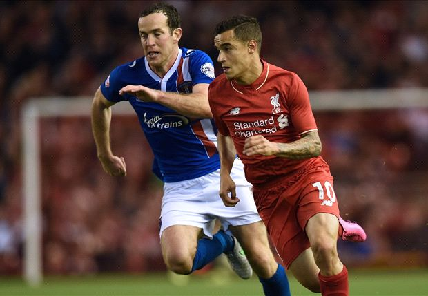 ไฮไลท์  Liverpool * 1 - 1 Carlisle United