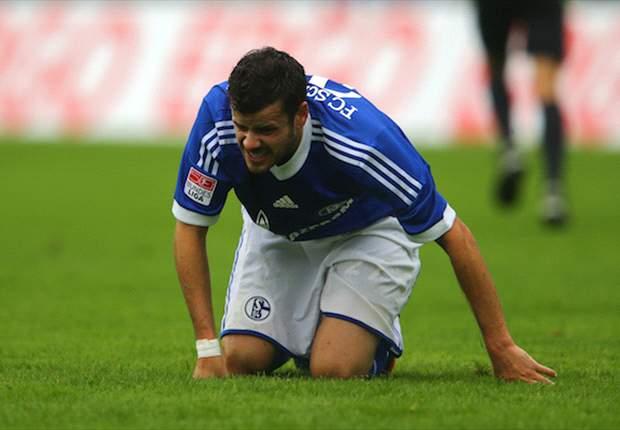 Schalkes Barnetta denkt über Wechsel nach