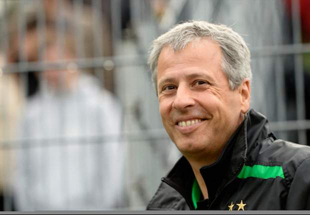 Borussia Monchengladbach boss Favre targets improvement before Champions League qualifiers