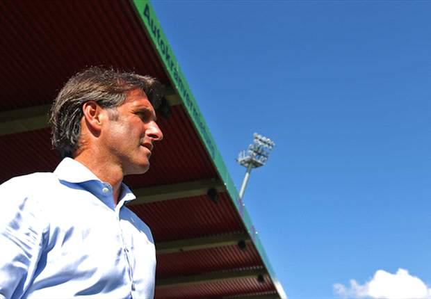 "Labbadia: ""Gegen Bayern waren 30 Minuten gut, 60 Minuten katastrophal"