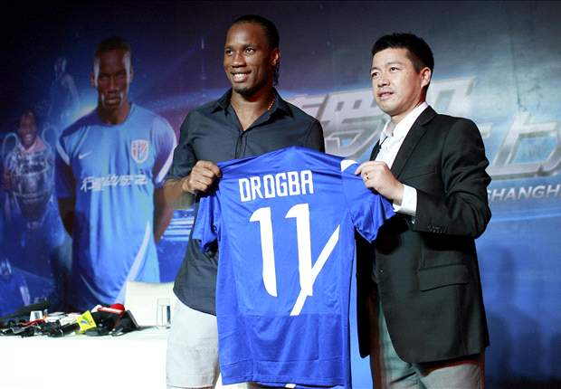 From Drogba to Yakubu - The top 10 transfers during the Chinese mid-season transfer window