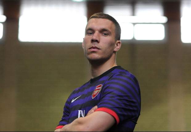 Podolski: I'm starting to settle at Arsenal