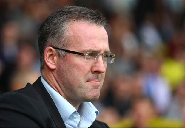 Lambert prepared for 'great challenge' at Aston Villa