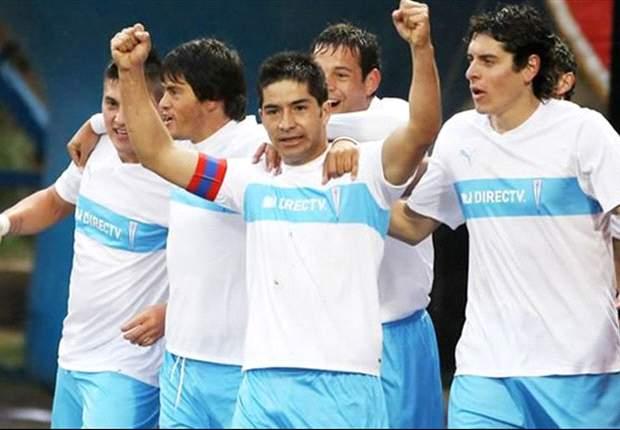 Universidad Católica gana con gol de 'Mumo' Peralta (1-3)