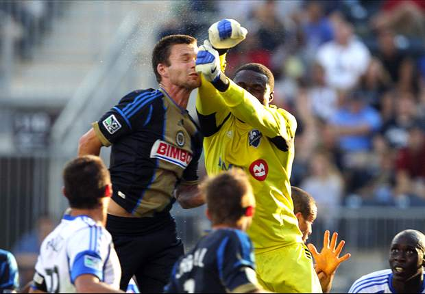 Philadelphia Union 2-1 Montreal Impact: Flurry of late goals livens up insipid game