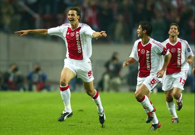 Zlatan Ibrahimovic und Maxwell wie Hase und Igel – in Paris wieder vereint