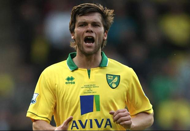 Norwich midfielder Howson eyes England call-up