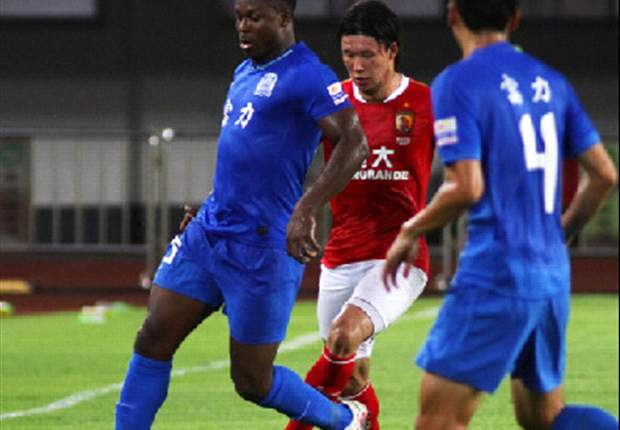 Yakubu scores winner on Chinese Super League debut