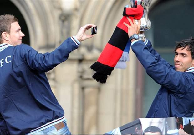 L'Opinione - Milan, caccia all'erede di Ibrahimovic: Dzeko è meglio di Tevez