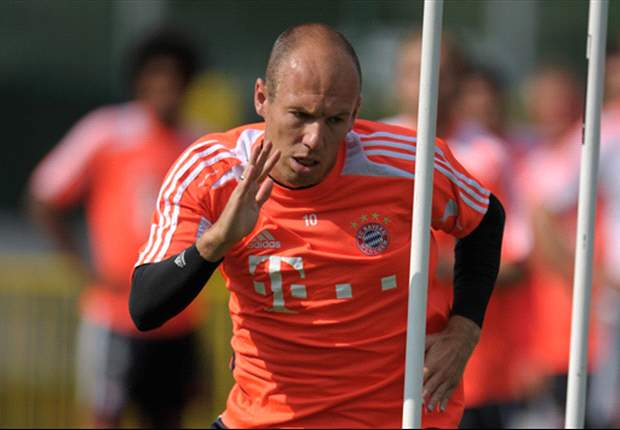 Robben unaware of AC Milan interest