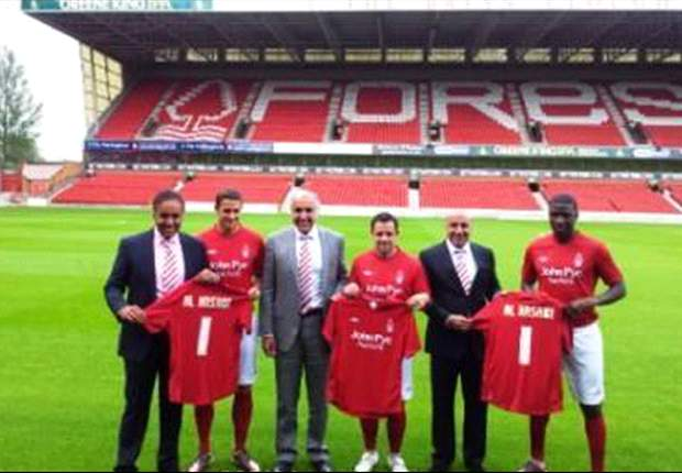 I want Nottingham Forest back in Europe, insists Al Hasawi