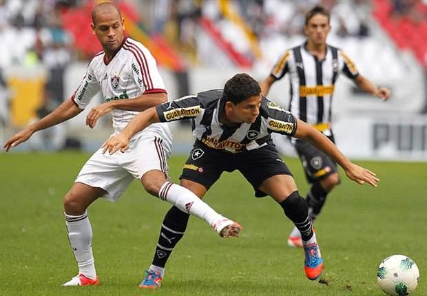 Botafogo e Fluminense se preparam para primeiro clássico