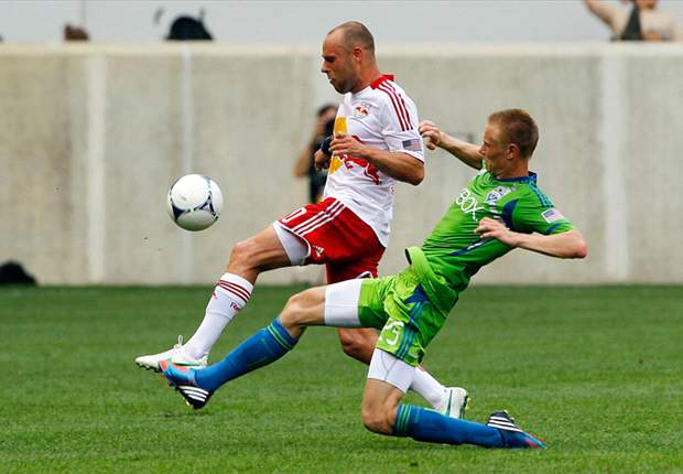 New York Red Bulls 2-2 Seattle Sounders: Le Toux has dream debut, but Montero steals a point for Seattle