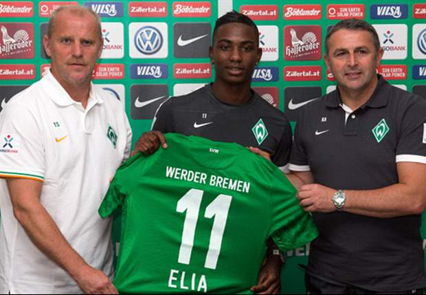 Allofs: Bremen don't need another striker, we have Elia