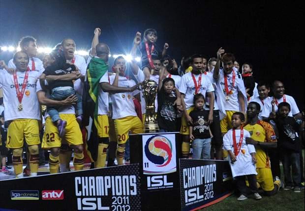Sriwijaya FC Sudah Terima Hadiah ISL Dari PT LI